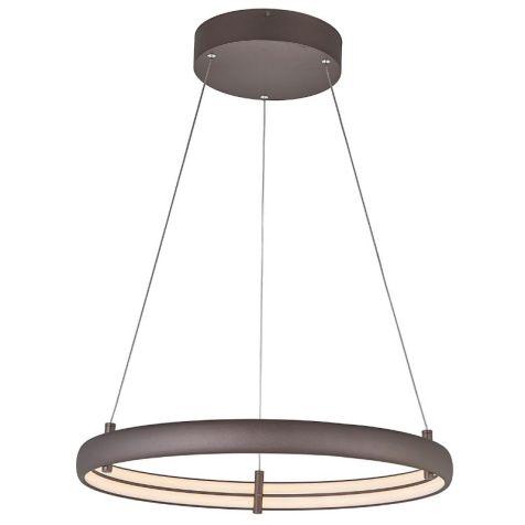 10007PN Sling LED 1 Light Pendant