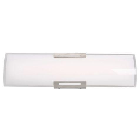 20011WV Allure LED 1 Light Vanity Wall Fixture