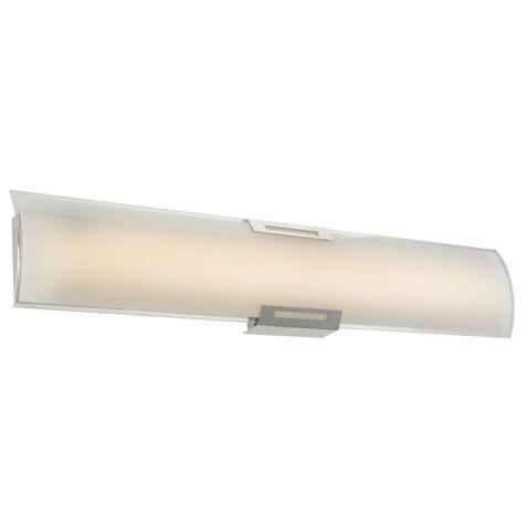 20012WV Allure LED 1 Light Vanity Wall Fixture