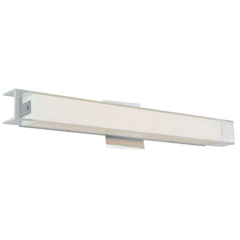 20013WV-CH Mist LED 1 Light Vanity Wall Fixture