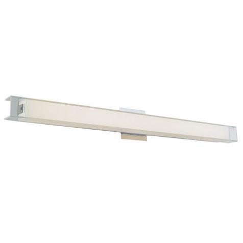 20014WV-CH Mist LED 1 Light Vanity Wall Fixture