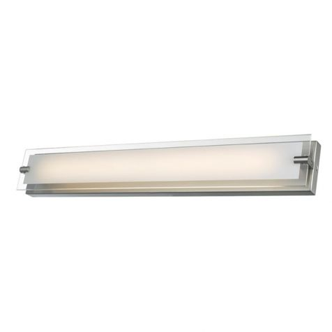 20027WV Blaze LED 1 Light Vanity Wall Fixture