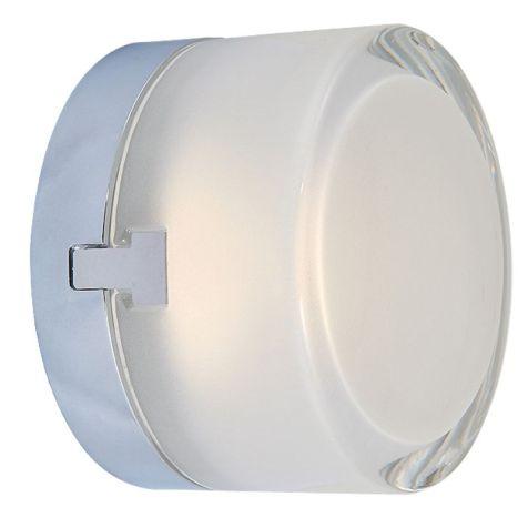 30001FM-CH Elf LED 1 Light Flush Mount