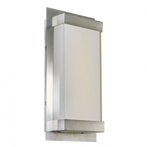 50014ODW Atom LED 1 Outdoor Wall Fixture