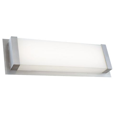 50015ODW Atom LED 1 Outdoor Wall Fixture