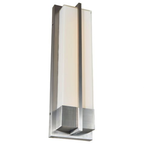 50017ODW Neutron LED 1 Outdoor Wall Fixture