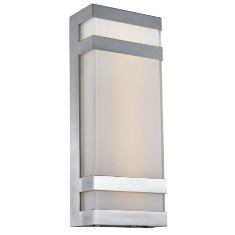50018ODW Proton LED 1 Outdoor Wall Fixture