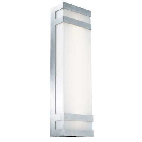 50019ODW Proton LED 1 Outdoor Wall Fixture