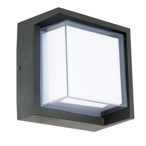50023ODW Geo LED 1 Outdoor Wall Fixture