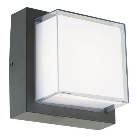 50024ODW Geo LED 1 Outdoor Wall Fixture